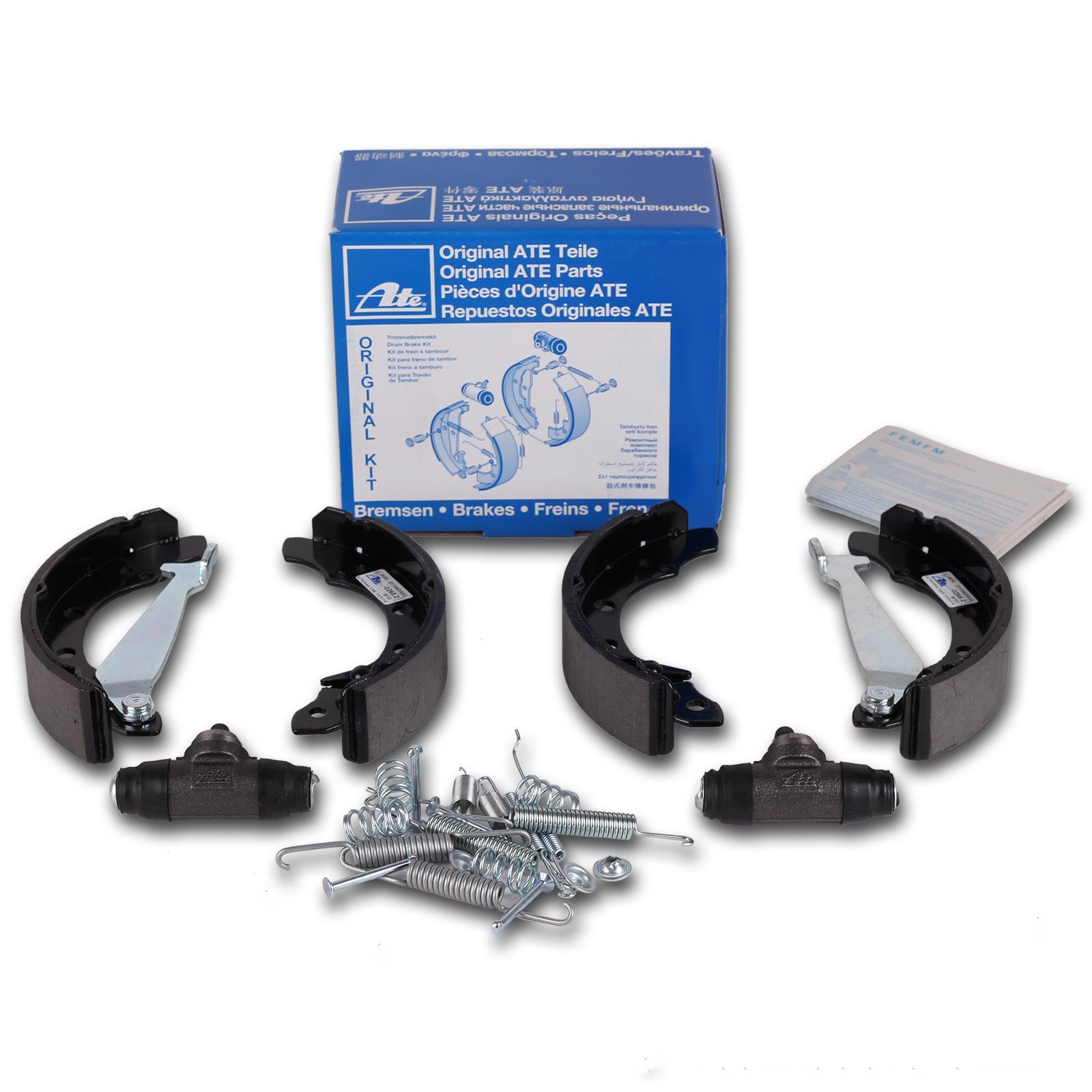 ATE Bremsbacken-Montagesatz hinten BMW 02 1 3 4 Z4