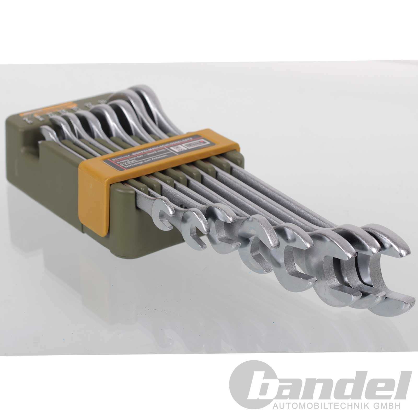 PROXXON 23800 Doppel Maulschlüssel Satz Set 8tlg Werkz 6-22 mm 4006274238008 NEU