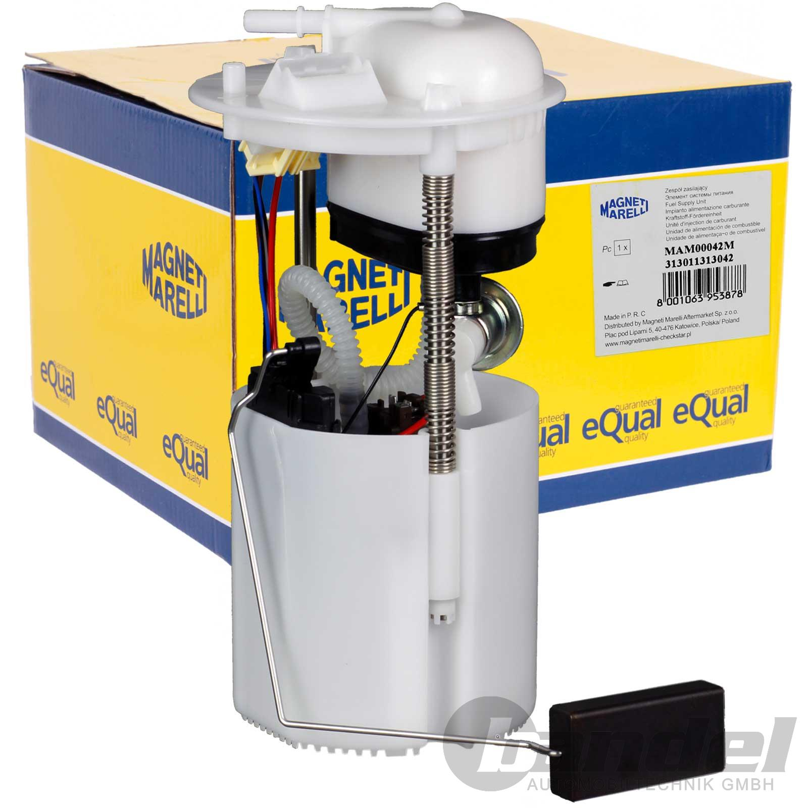 magneti marelli kraftstoffpumpe mit tankgeber fiat 500. Black Bedroom Furniture Sets. Home Design Ideas
