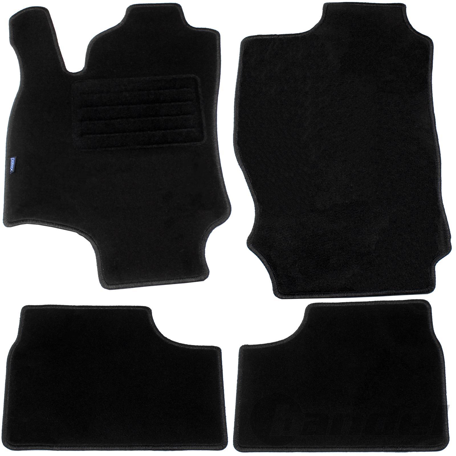 ORIGINAL Opel Textilmatten Fußmatten Automatten Satz Astra G 4-tlg 1724186