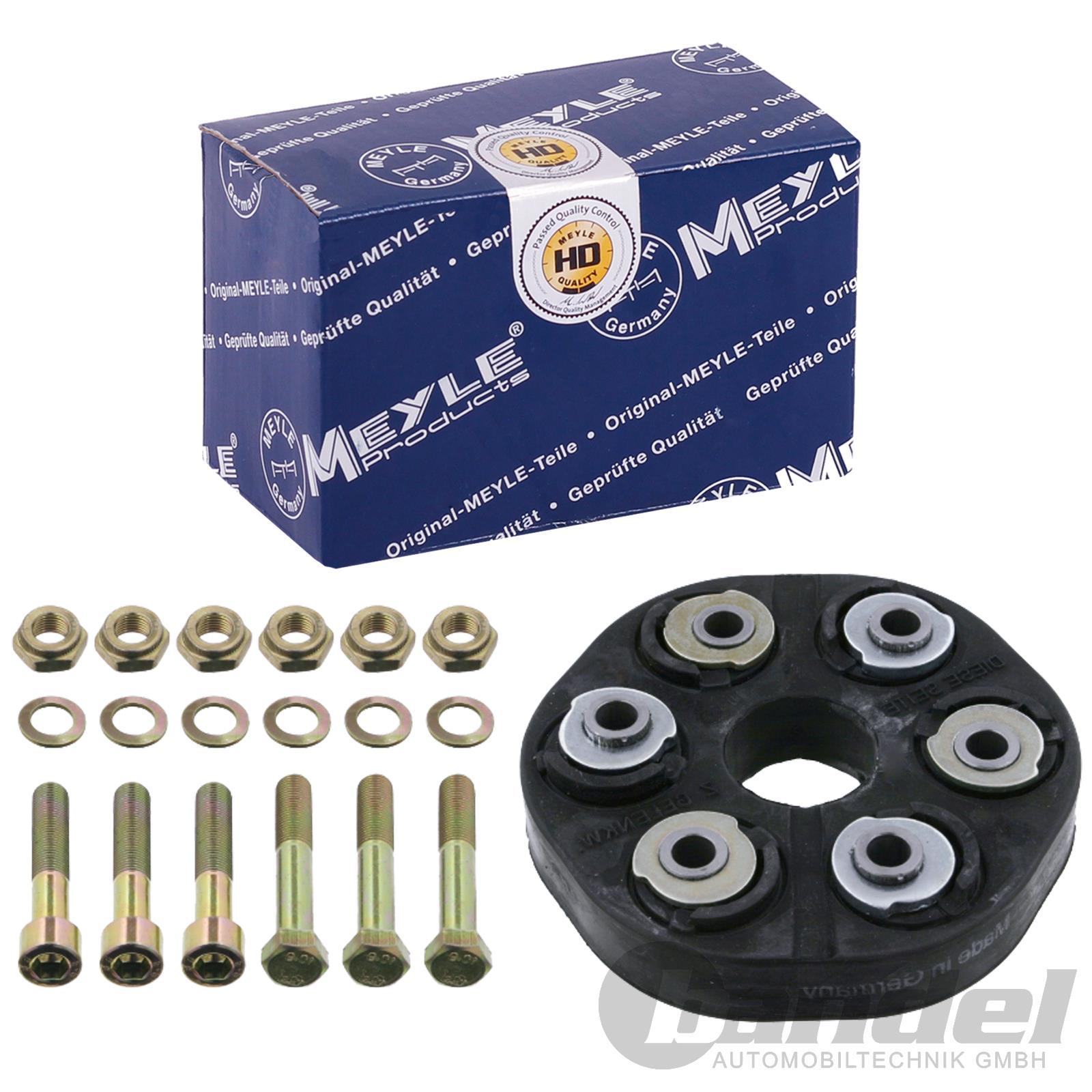 1x MEYLE HD GELENK//HARDYSCHEIBE MERCEDES-BENZ 190 W201 C124 E-KLASSE W124 A124