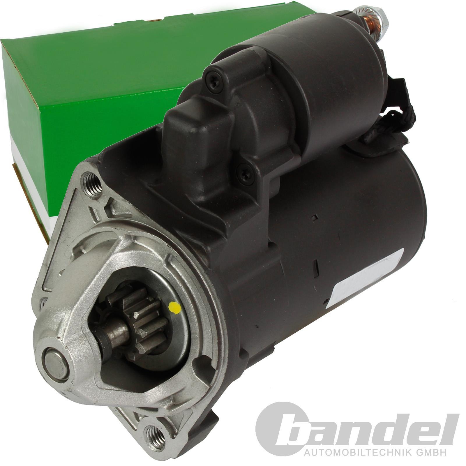 KASTEN 1.3 KA 1.3i ATL ANLASSER STARTER 1,1 kW FORD FIESTA IV 1.3i