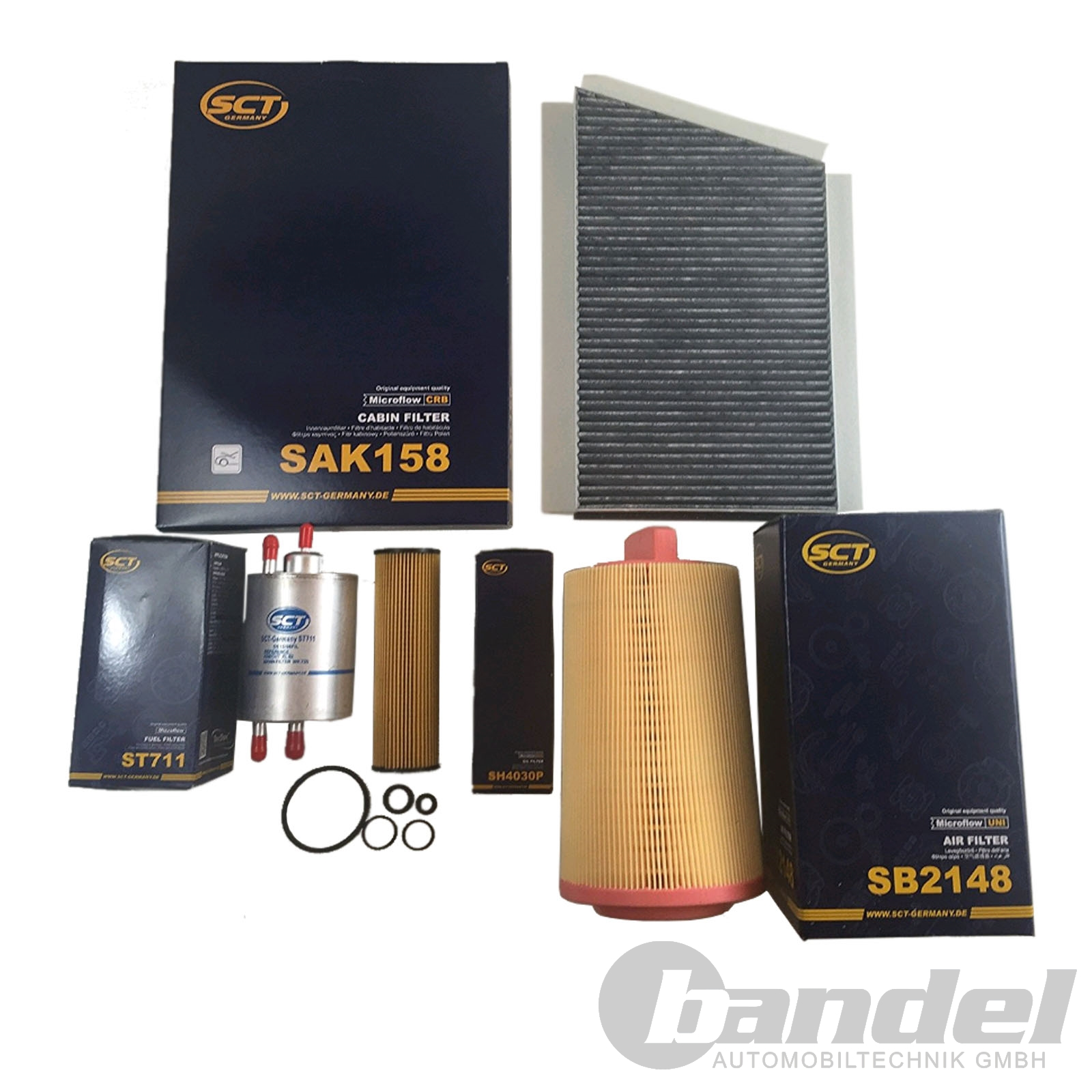 One New Meyle Air Filter 0123210006 2710940204 for Mercedes MB C230