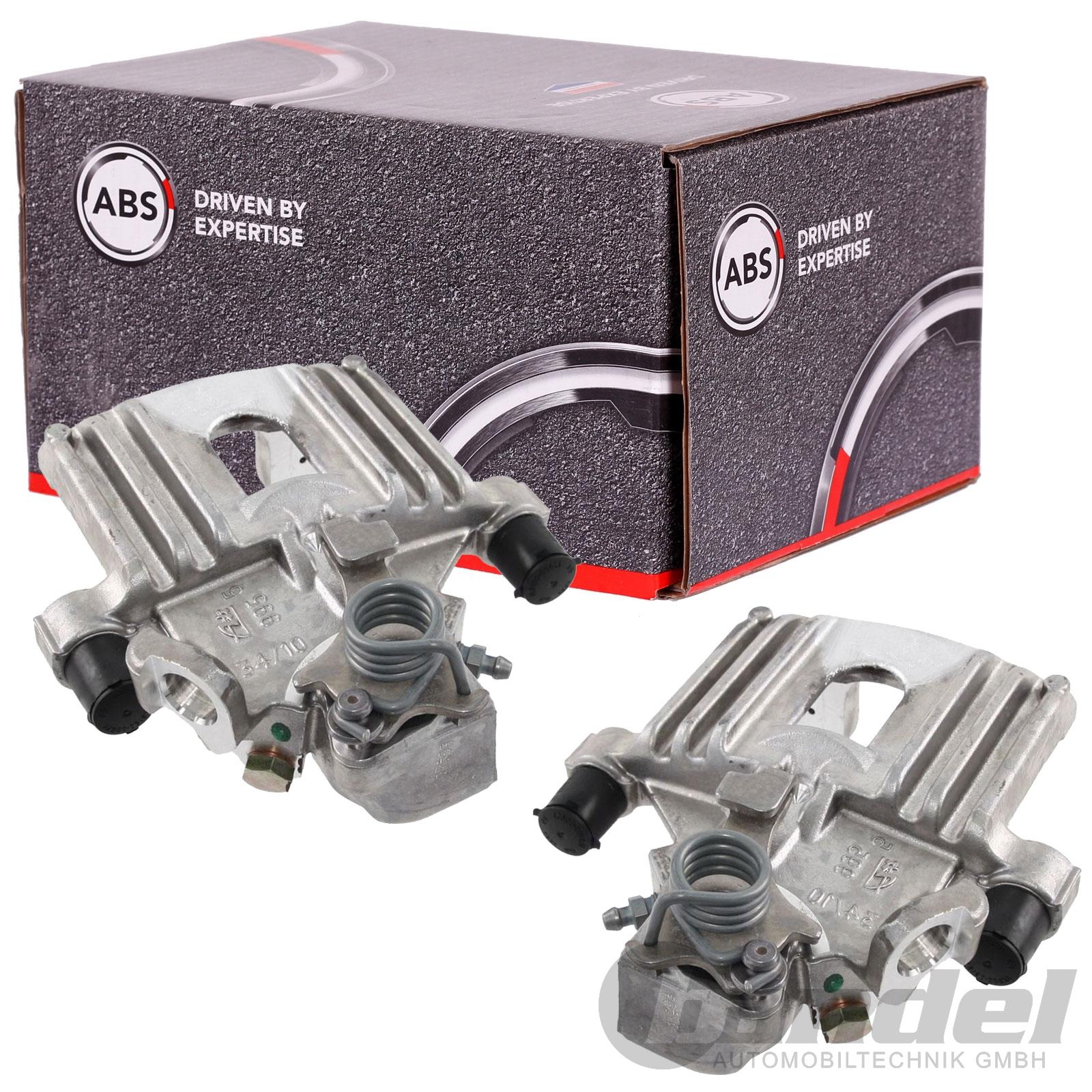 R52 2x BREMSSATTEL HINTEN LINKS+RECHTS MINI R50,R53 MINI CABRIO