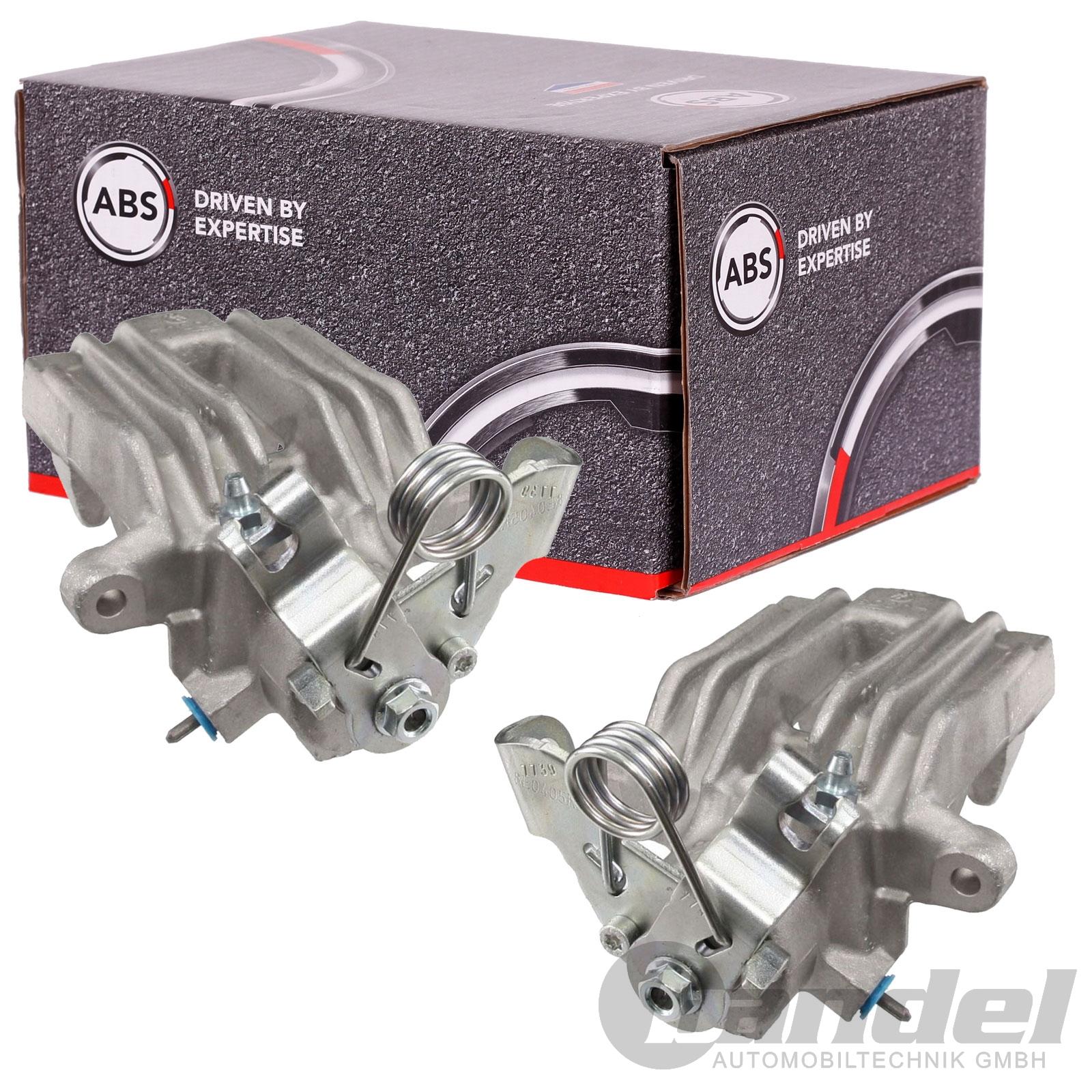 Bremssattel Hinten Rechts Links für Audi A4 Avant B6 B7 Cabriolet Seat Exeo 3R2