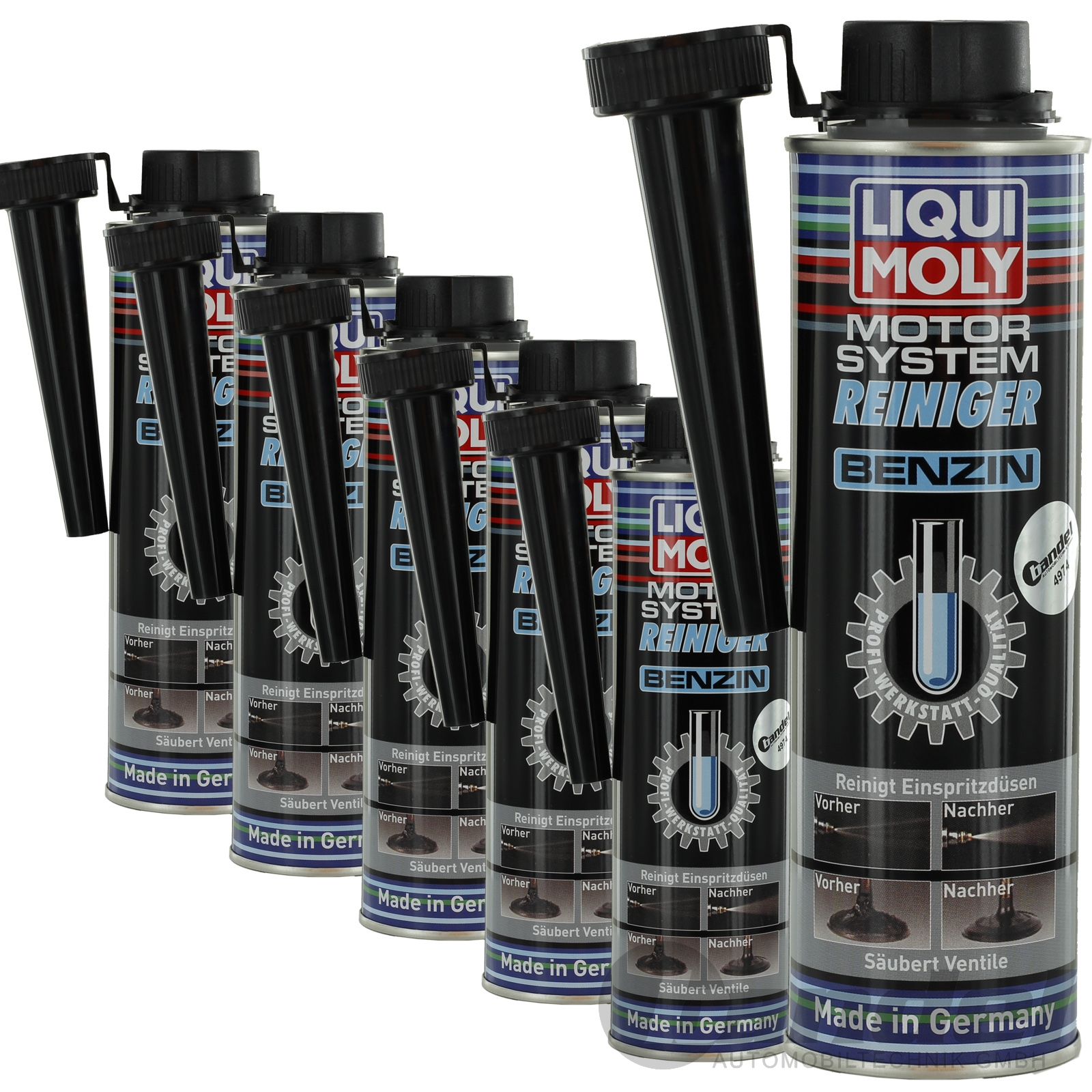 29 39 l 6x 300ml liqui moly motor system reiniger. Black Bedroom Furniture Sets. Home Design Ideas