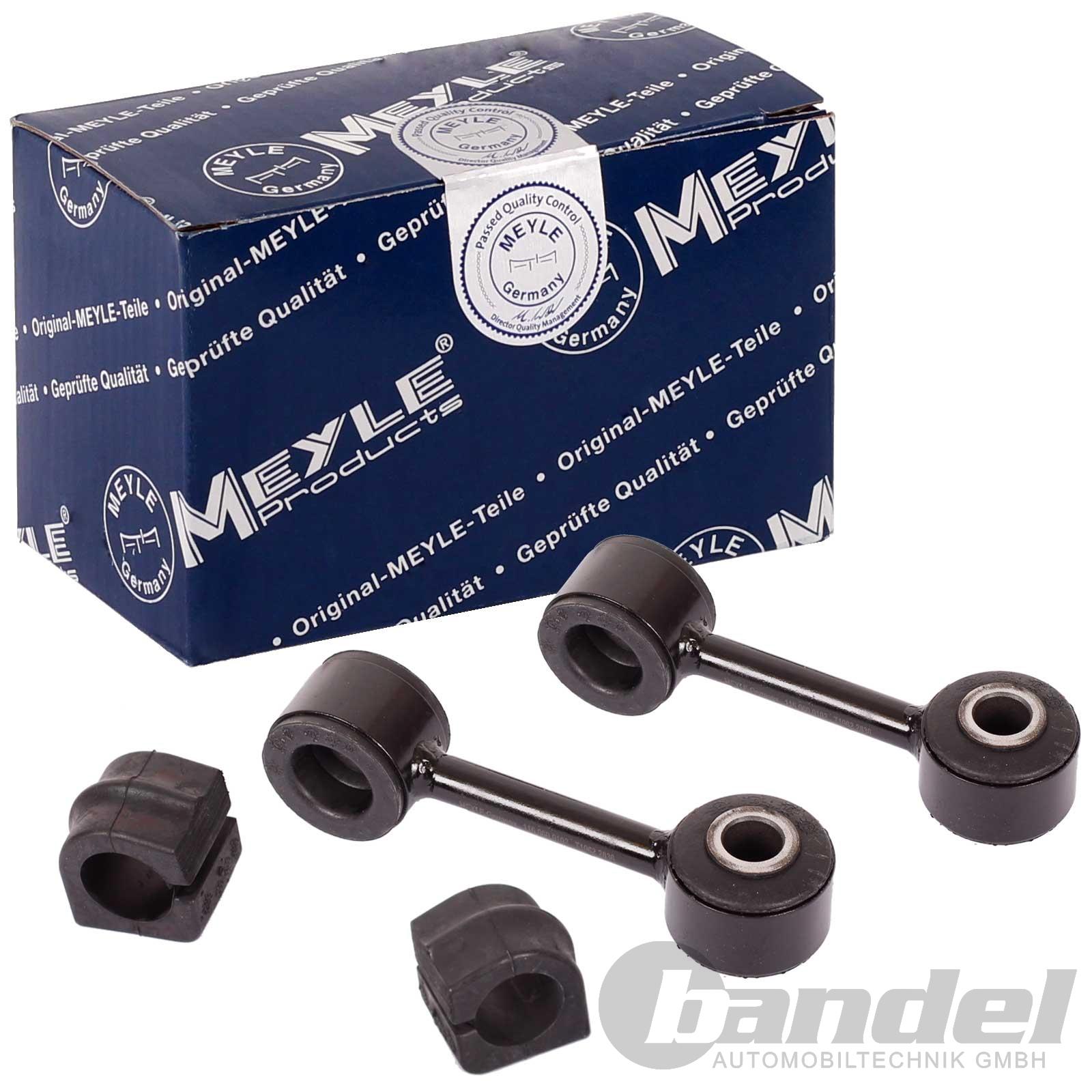 mm 2x Stabilisator Lager Koppelstange MEYLE Vorderachse links Innendurchmesser