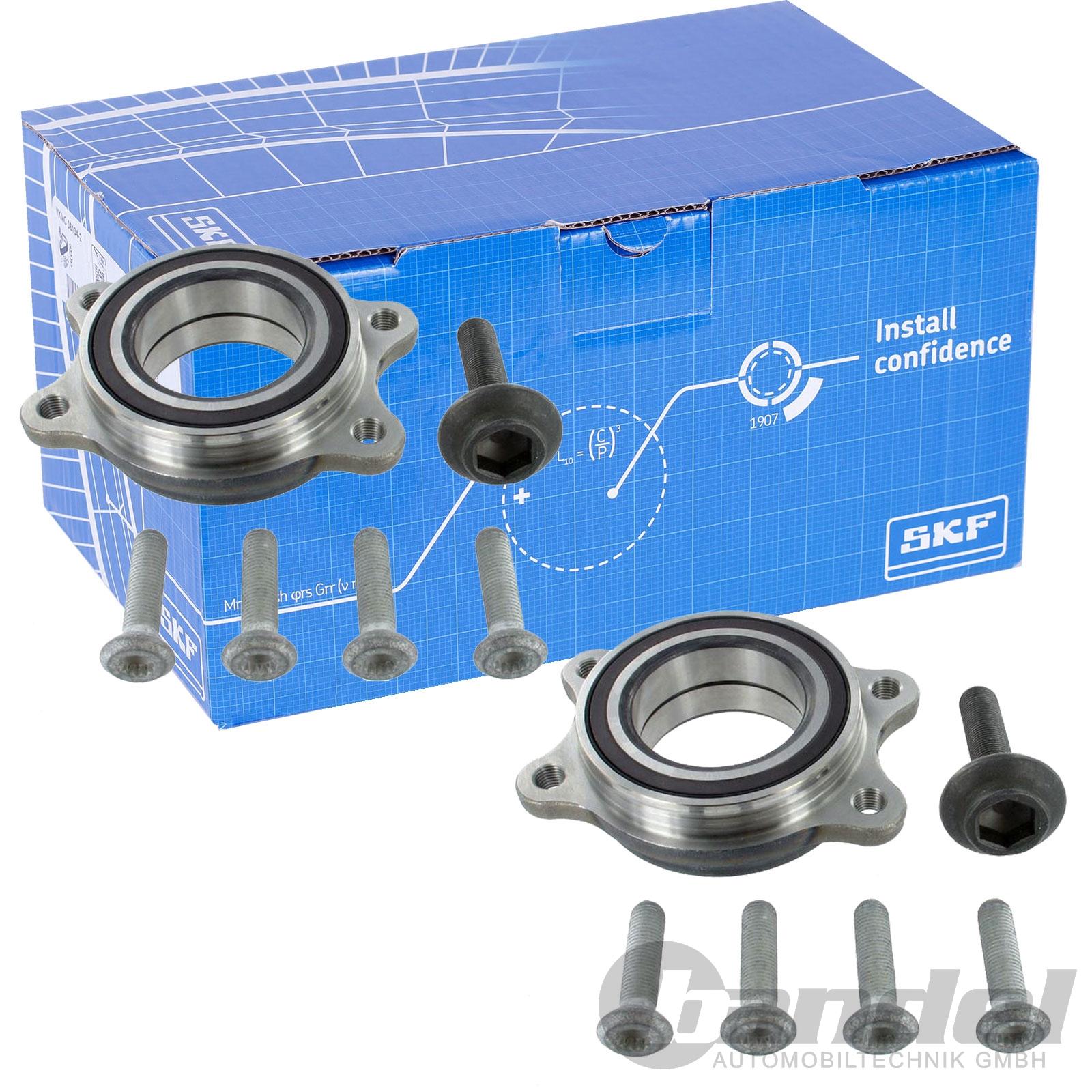 Skf Radlagersatz rechts oder links Audi A4 A5 A6 A7 A8 Q5 mit ABS-Sensor