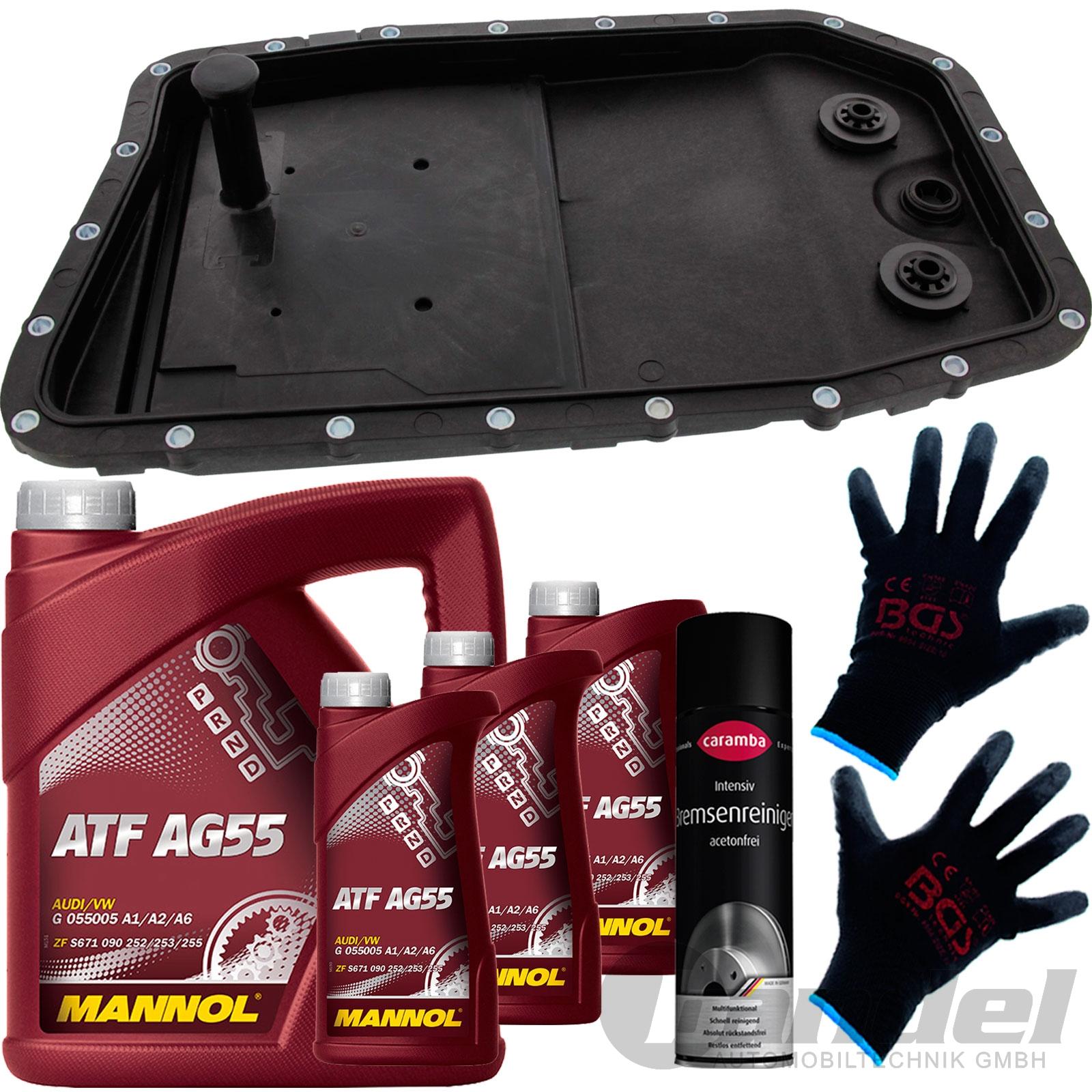 6 gang automatik getriebe filter set atf l bmw 3er e90. Black Bedroom Furniture Sets. Home Design Ideas