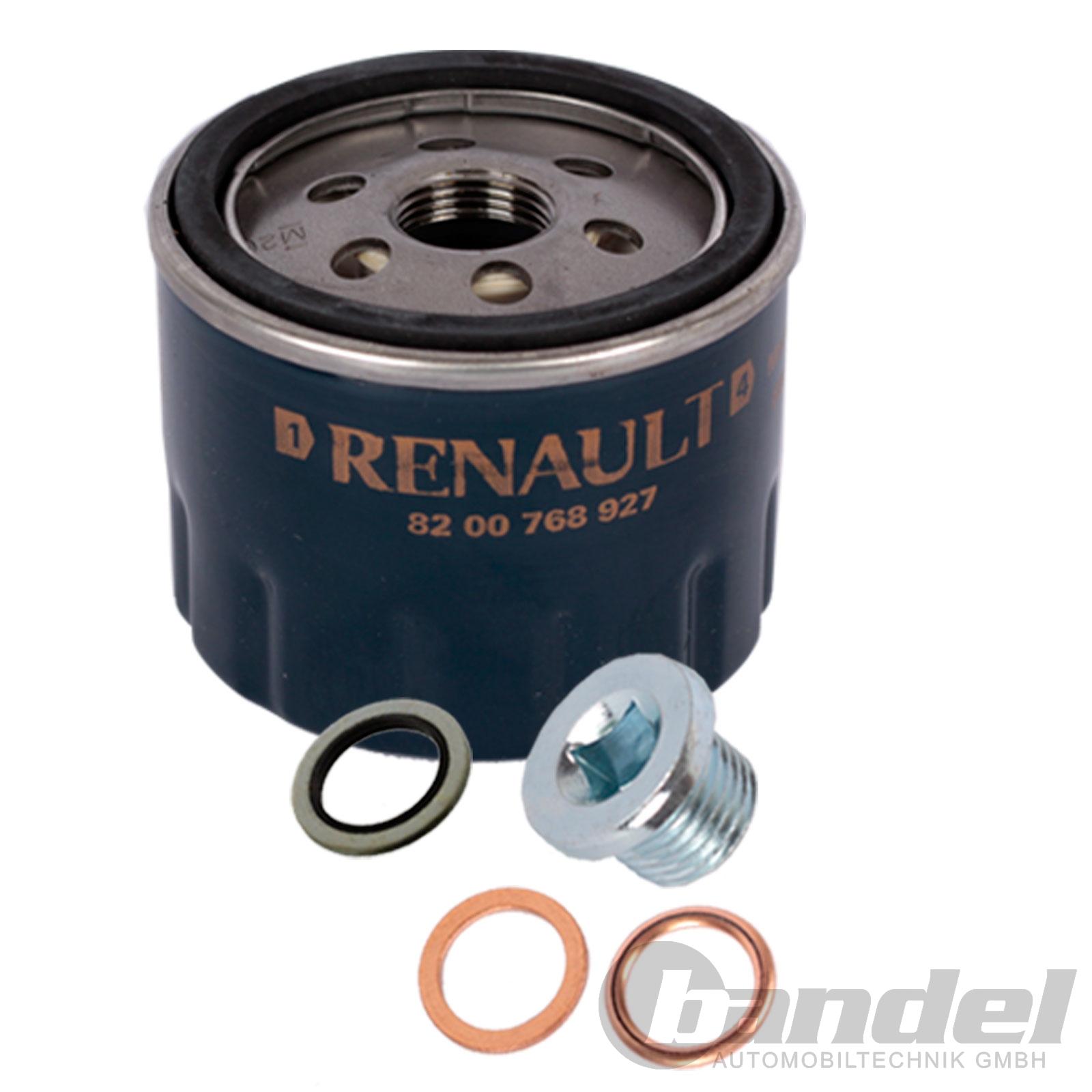 original renault filterset 5w30 motor l 1 5 dci 68 103 ps. Black Bedroom Furniture Sets. Home Design Ideas