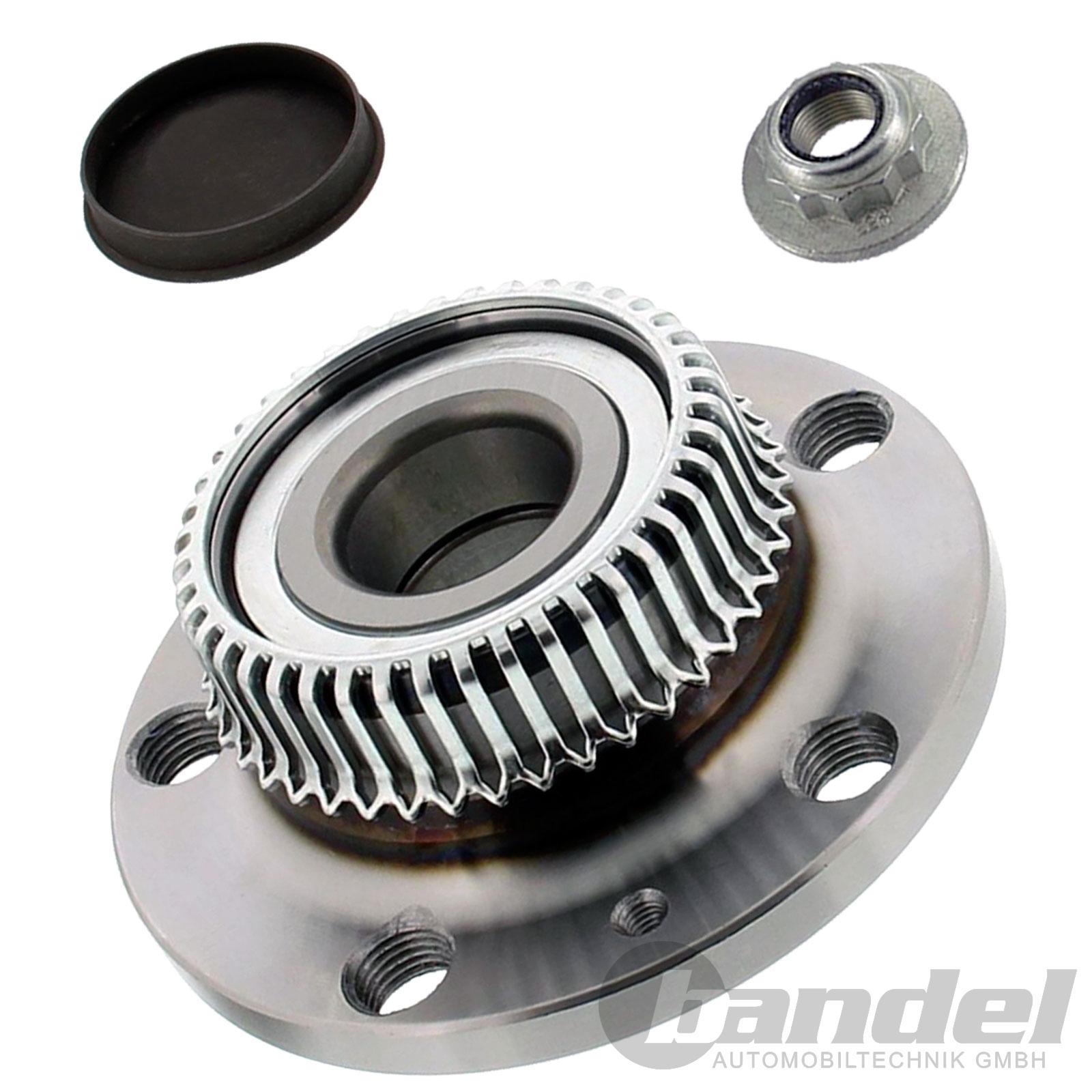 ABS Sensorring hinten 1 x Radnabe//Radlager//Radlagersatz