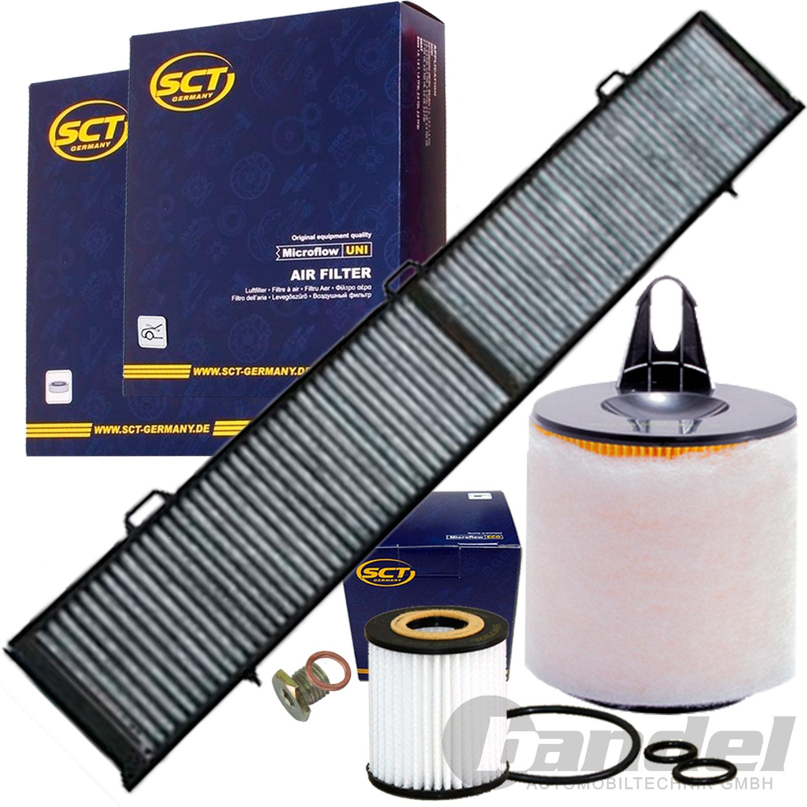 filterset inspektionskit bmw 1er e87 116i 120i 3er e 90 91. Black Bedroom Furniture Sets. Home Design Ideas