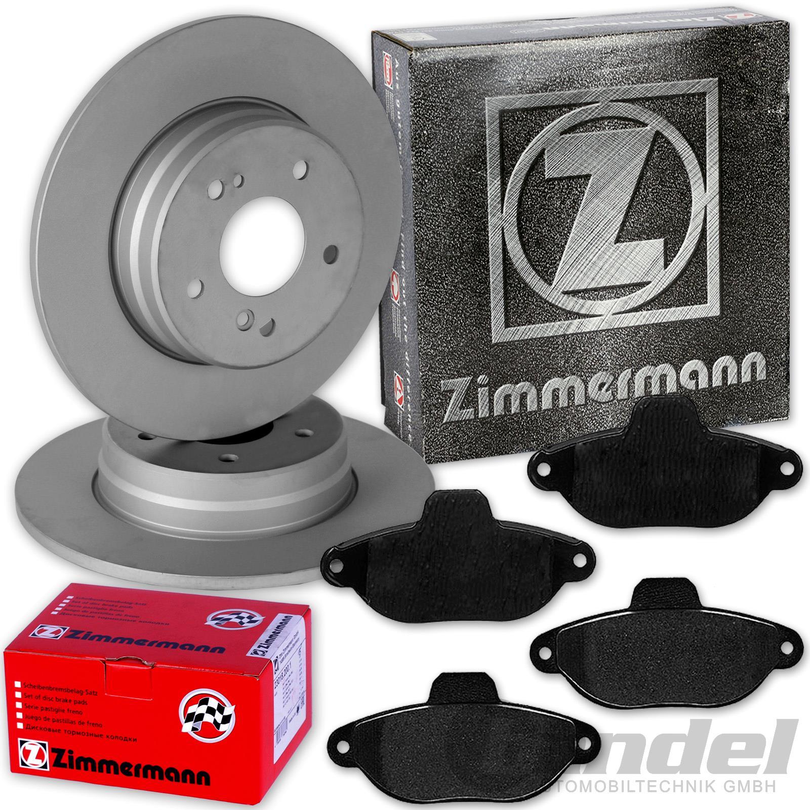 zimmermann bremsscheiben 240mm bel ge vorne fiat panda. Black Bedroom Furniture Sets. Home Design Ideas