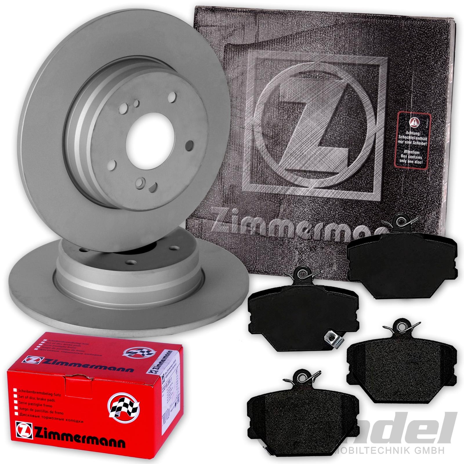 zimmermann bremsscheiben 280mm bel ge vorne smart 451. Black Bedroom Furniture Sets. Home Design Ideas