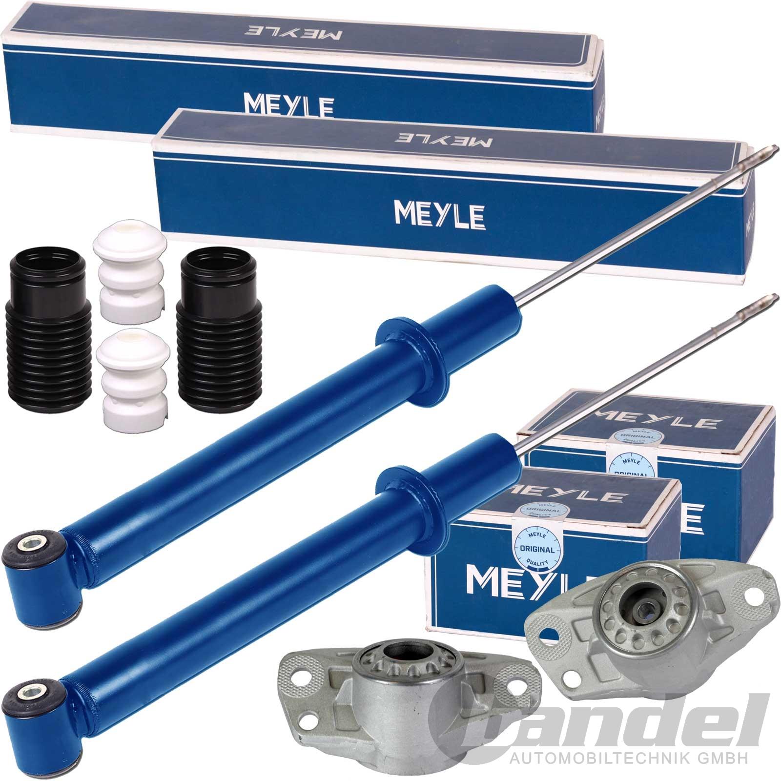 Meyle Staubschutzsatz für Stoßdämpfer hinten Skoda VW