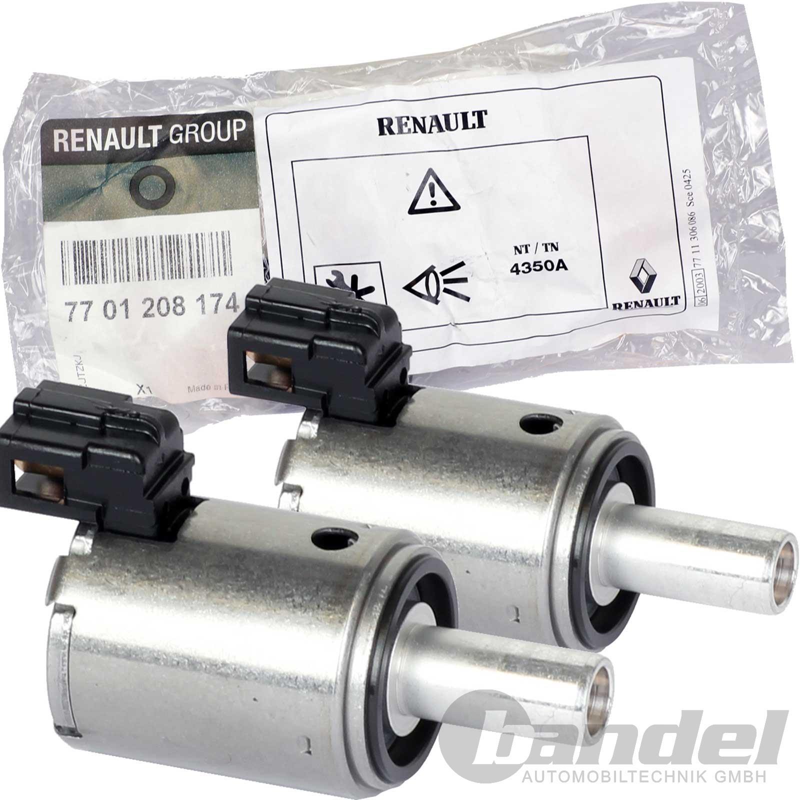 ORIGINAL Renault Getriebeventil Schaltventil Automatikgetriebe 7701208174