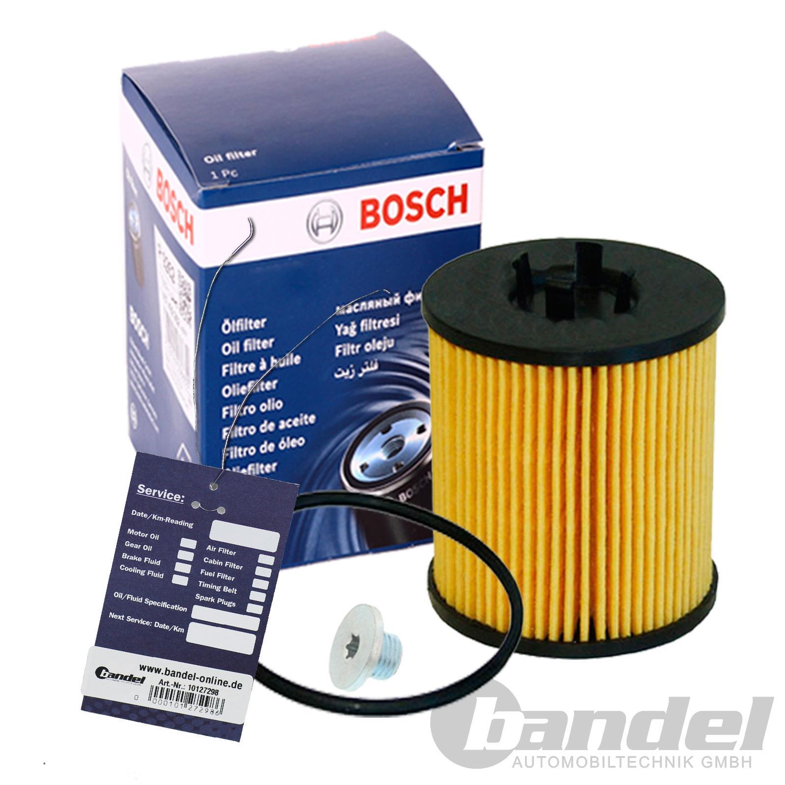 1 457 429 064 Filtre à Air Filtre Neuf Bosch
