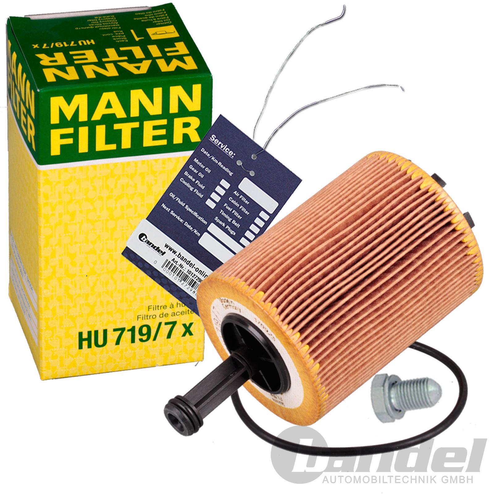 Ölfilter Kraftstofffilter Luftfilter Pollenfilter VW Caddy IV 1.6 TDI 55 /& 75kW