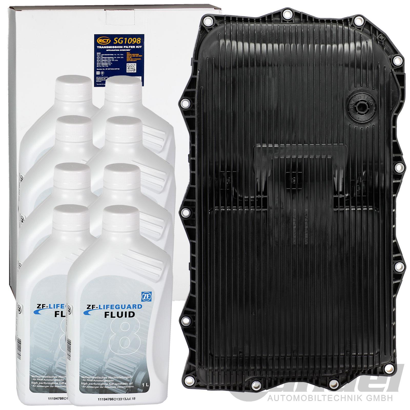 Original ZF Automatikgetriebe Ölwanne Filter Hülse BMW ZF GA6HP26Z