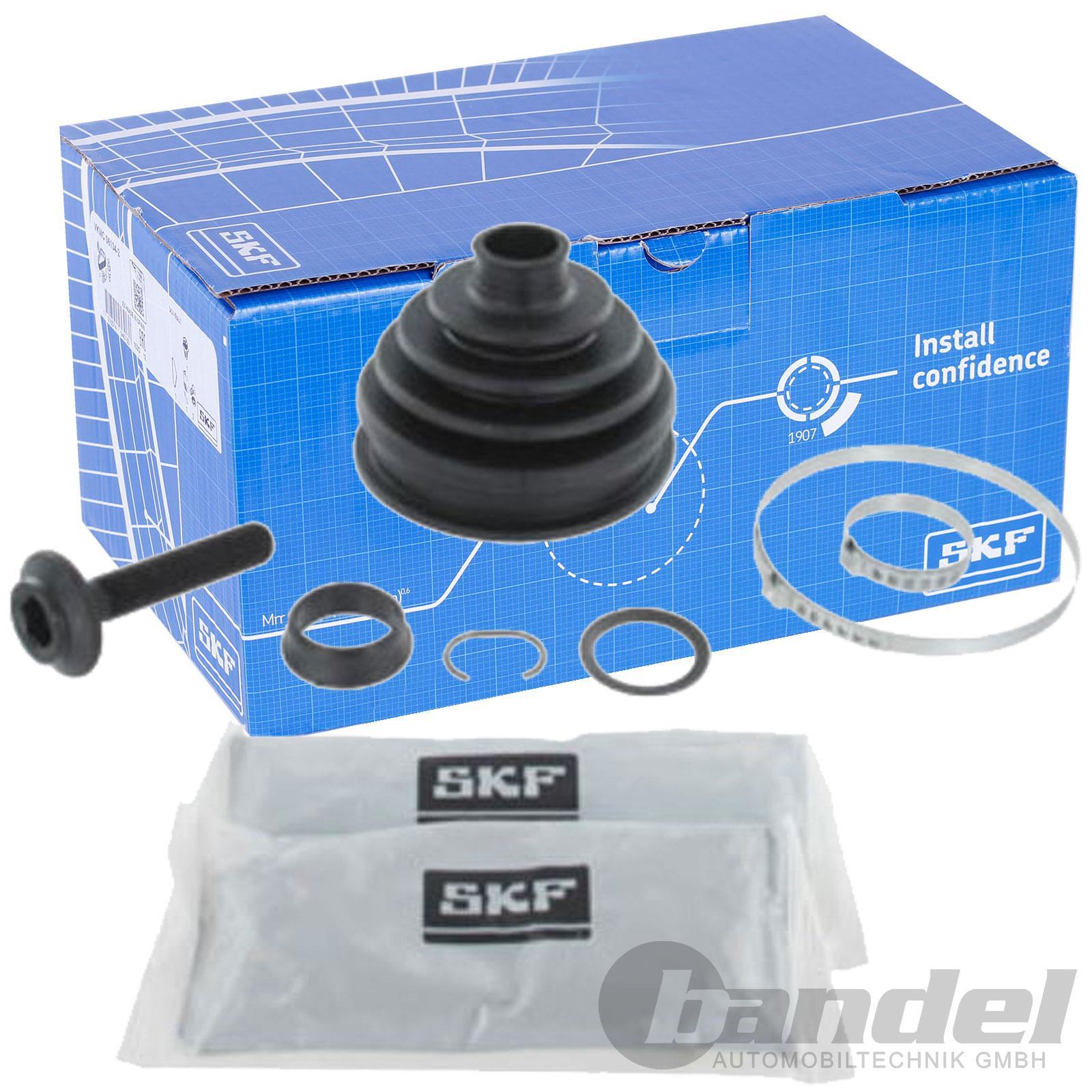 Faltenbalgsatz Antriebswelle für Radantrieb Vorderachse SKF VKJP 3138