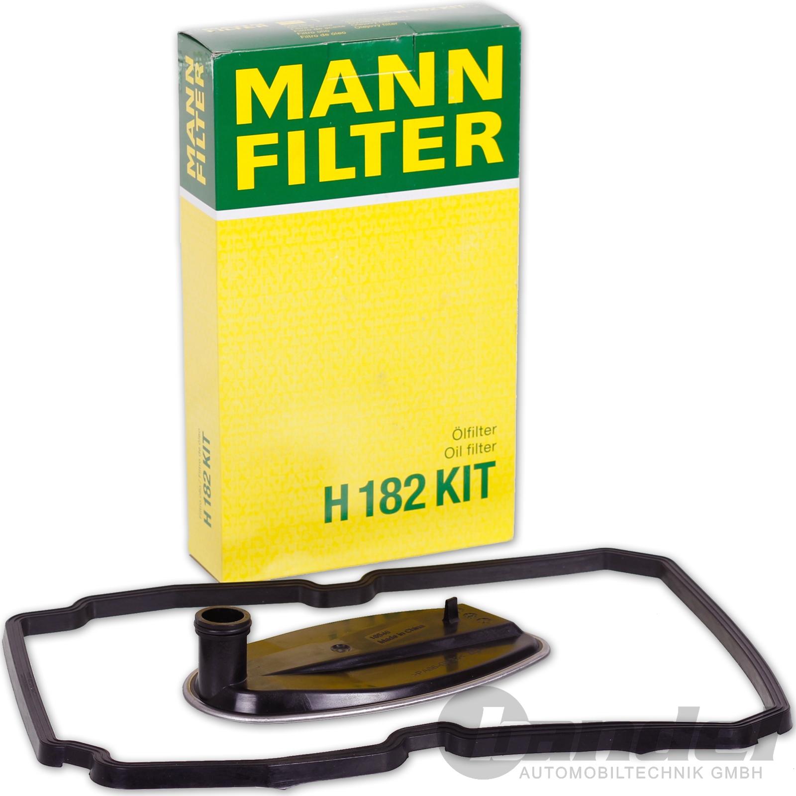 MANN-FILTER HYDRAULIKFILTER SATZ AUTOMATIK-GETRIEBE MERCEDES VITO W639