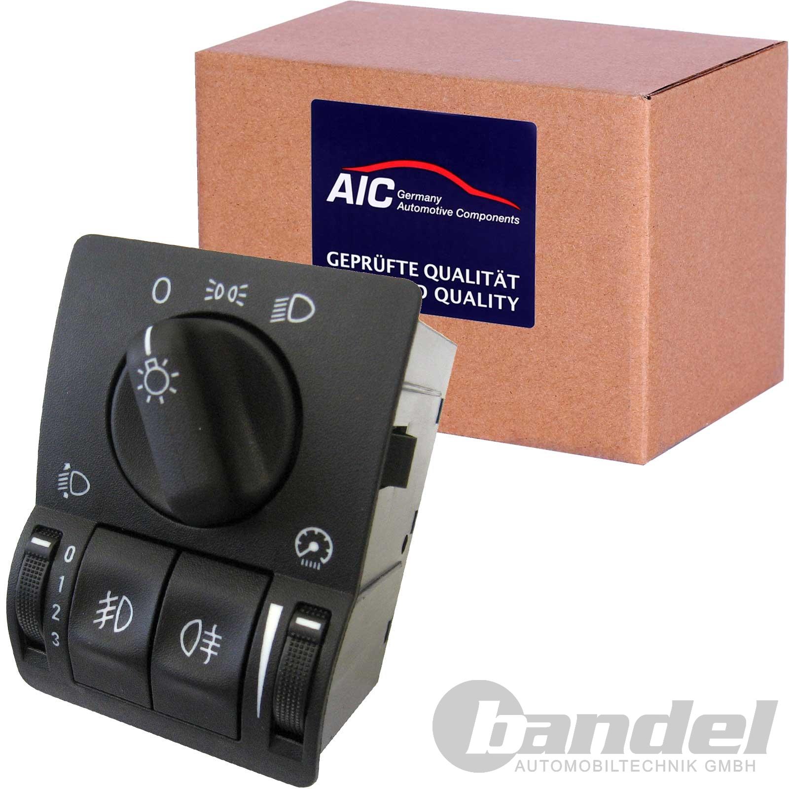 Schalter Hauptlicht AIC 52766 Opel