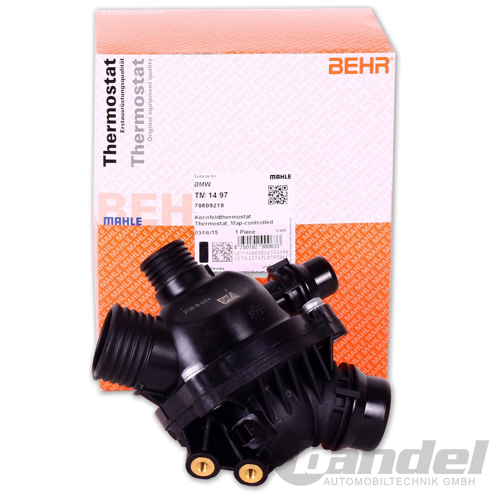 Thermostat MOUDS Behr BMW 1er 3er 5er 6er 7er e81 e82 e87 e88 e60 e61 e90