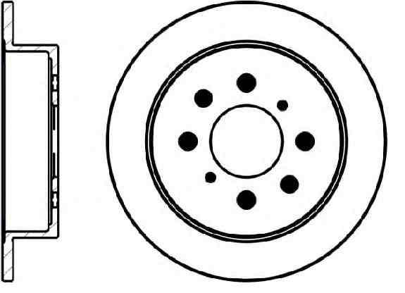 bremsscheiben bremsbel ge vorne hinten honda jazz ii. Black Bedroom Furniture Sets. Home Design Ideas