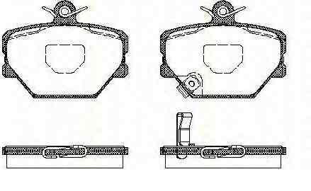 2 bremsscheiben bel ge bremsbacken vorne hinten. Black Bedroom Furniture Sets. Home Design Ideas