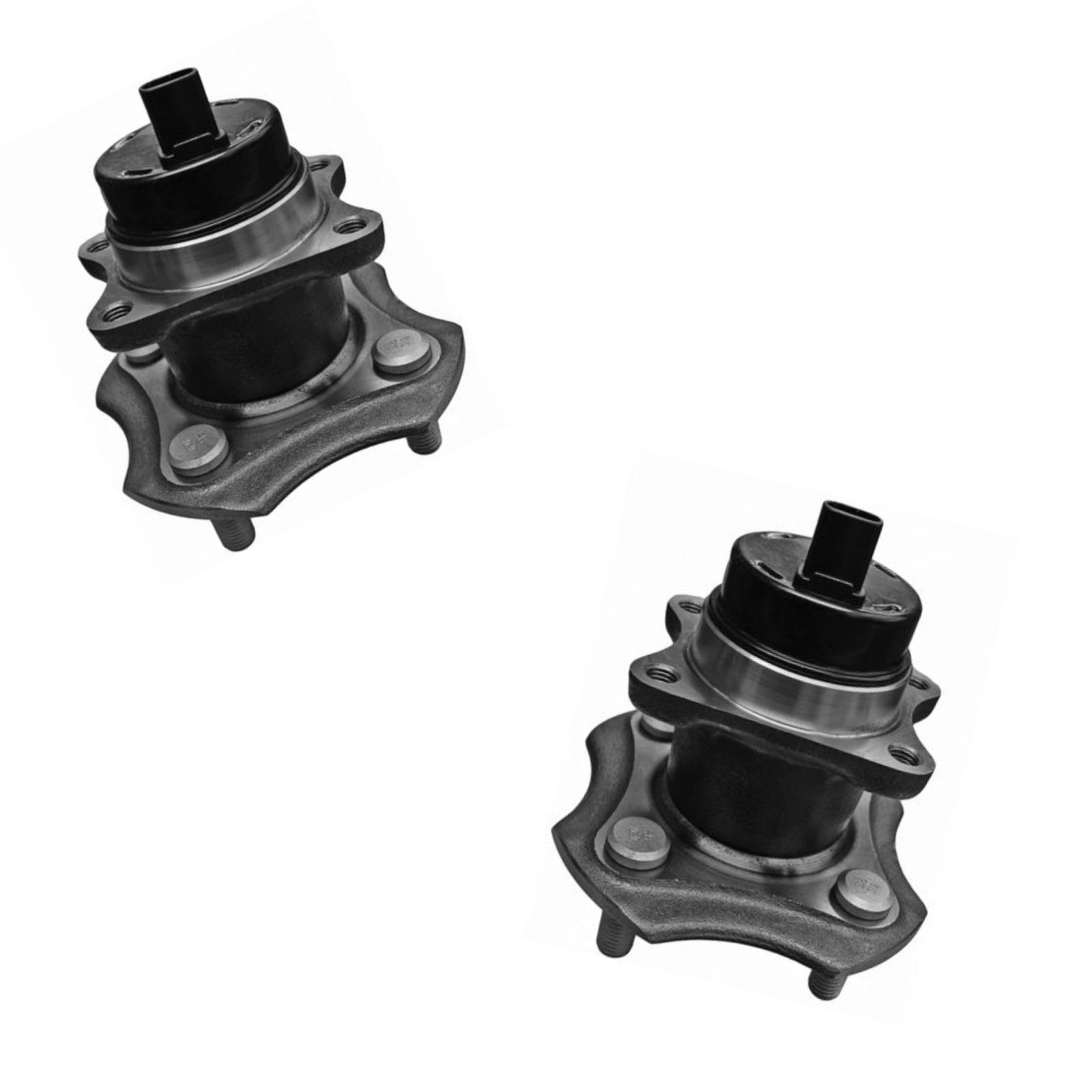 2x Stoßdämpfer Gas hinten Dämpfer HA für Toyota Yaris 1.0 1.3 16V 1.5 VVT-i TS