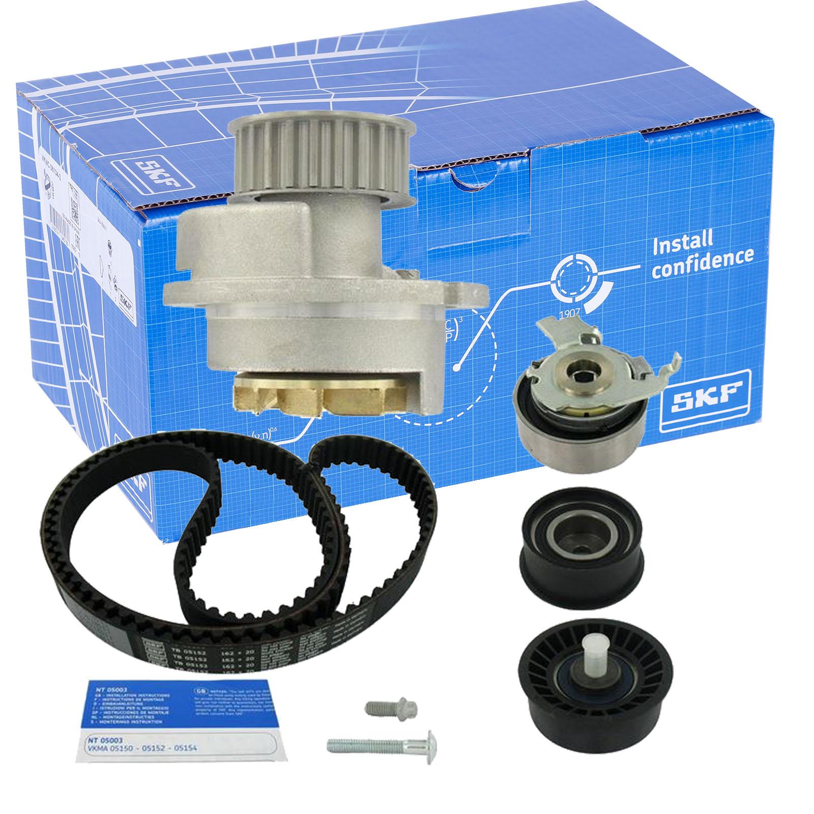 SKF VKMC 01998 Spannrollensatz inkl Wasserpumpe