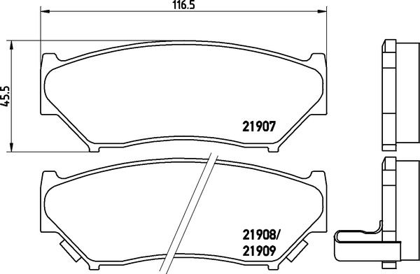textar bremsscheiben 287mm bremsbel ge vorne suzuki. Black Bedroom Furniture Sets. Home Design Ideas