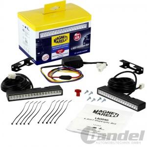 MAGNETI MARELLI DAYTIME LED DLR TAGFAHRLEUCHTEN 713120117040 / LAQ040 (172 x 22