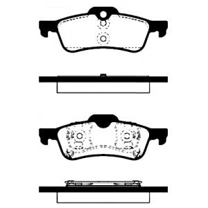 2 BREMSSCHEIBEN 259mm  + BELÄGE HINTEN MINI (R50 R52 R53) 2001-2007 Pic:2