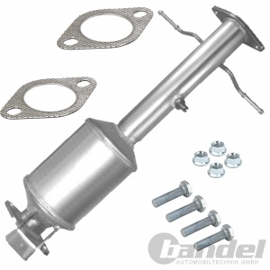 DIESEL-PARTIKEL-FILTER DPF FORD TOURNEO CONNECT TRANSIT CONNECT 1.8 TDCi