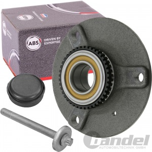 ABS RADNABE VORDERACHSE SMART CABRIO CITY-COUPE  FORTWO ROADSTER 450/451/452