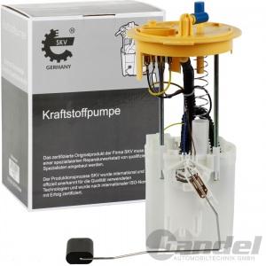 SKV KRAFTSTOFFFÖRDEREINHEIT DIESELPUMPE VW PASSAT 3C2/5 CC 358 1.6/1.9/2.0 TDI