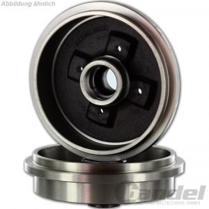 BREMSTROMMELN 180mm BREMSBACKEN RADBREMSZYLINDER RADLAGER ZUBEHÖR RENAULT CLIO I Pic:1