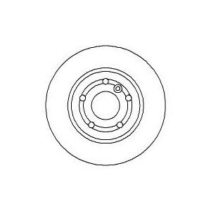 BREMSSCHEIBEN 297mm belüftet + BREMSBELÄGE VORNE LAND ROVER RANGE ROVER II (LP) Pic:1