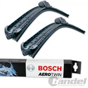 BOSCH AEROTWIN SCHEIBENWISCHER VORNE BMW 5er F10 F11 F07 + 7er F01 F02