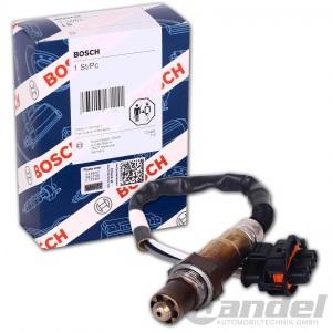 1x BOSCH LAMBDASONDE 0258010032 AUDI A4 8D B5 8E B6 B7 VW SEAT 1.6 1.8T 2.0 2.4