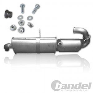 KATALYSATOR KAT AUSPUFF SMART I (450) FORTWO 0.6 0.7 Benziner CITY-COUPE CABRIO