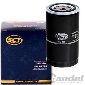 SCT METALL ÖLFILTER VOLVO 740 760 780 940 960 VW LT 28 40 T4 2.5 TDI 2.4 D TD