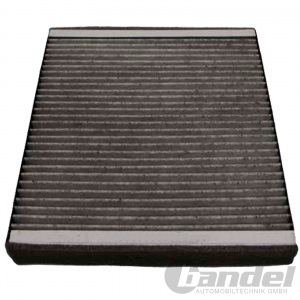 INNENRAUMFILTER POLLENFILTER AUDI A2 8Z VW POLO 6R 9N SKODA ROOMSTER 5J FABIA 6Y