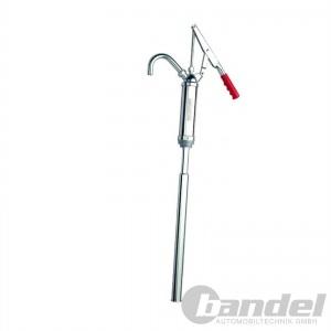 ÖLFASSPUMPE mit HANDHEBEL ÖL-FAß-PUMPE KFZ WERKSTATT für 60 - 208 Liter Fässer