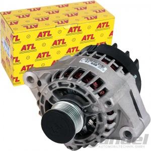 ATL LICHTMASCHINE GENERATOR 100 A Opel Astra G + Corsa C  1.0 1.2 16V