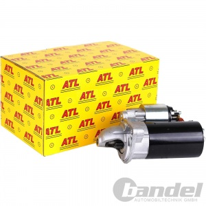 ATL ANLASSER STARTER 2 kW  RENAULT 11, 19 I II , 21, 9, CLIO II, ESPACE III