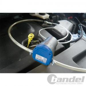 SW-STAHL UNIVERSAL & ÖLABSAUGPUMPE für ÖLWECHSEL saugt Motorenöl Diesel & Heizöl Pic:2