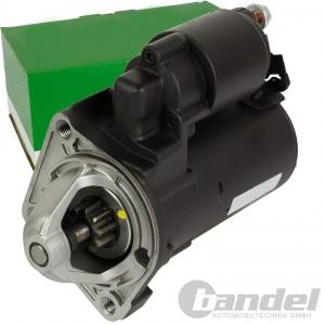 ANLASSER STARTER 1,1 kW FORD FIESTA 4+5 FOCUS 1+2 KA (RB) STREET KA 1.3/1.6