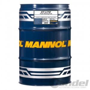 60 LITER FASS MANNOL HYDRAULIKÖL  ATF-A PSF MN8203-60 GM ATF-A Suffix